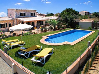 3 bedroom Villa in Alaro, Mallorca : ref 4509