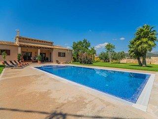 3 bedroom Villa in Sa Pobla, Mallorca, Mallorca : ref 4325