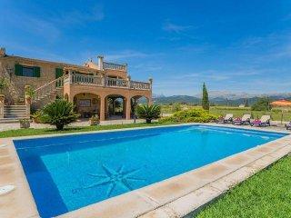 3 bedroom Villa in Sa Pobla, Mallorca, Mallorca : ref 3062