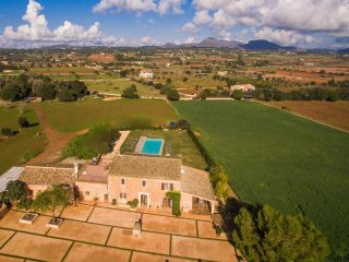 6 bedroom Villa in Manacor, Mallorca, Mallorca : ref 2397300