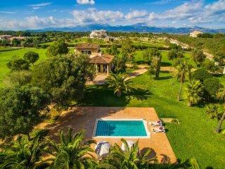 3 bedroom Villa in Santa Margalida, Mallorca, Mallorca : ref 2397294