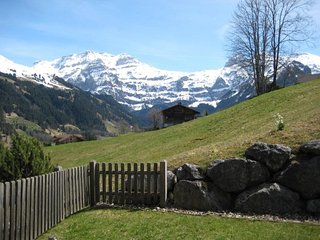 3 bedroom Apartment in Lenk, Bernese Oberland, Switzerland : ref 2396395