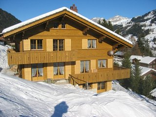3 bedroom Apartment in Lenk, Bern, Switzerland : ref 5310735