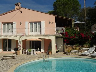 4 bedroom Villa in Grimaud, Provence-Alpes-Côte d'Azur, France : ref 5312211