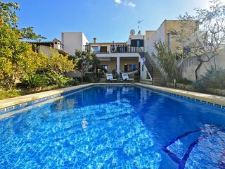 5 bedroom Villa in Maria de la Salut, Mallorca, Mallorca : ref 2396259