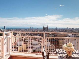3 bedroom Apartment in Barcelona, Barcelona, Spain : ref 2396218