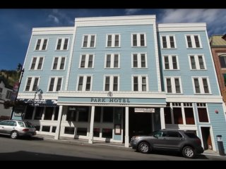 Location, Location, Location! Park Hotel unit 506 on Main Street!