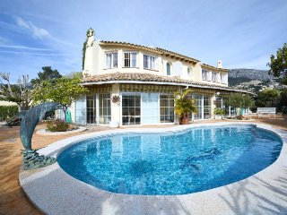 3 bedroom Villa in Altea, Costa Blanca, Spain : ref 2396176