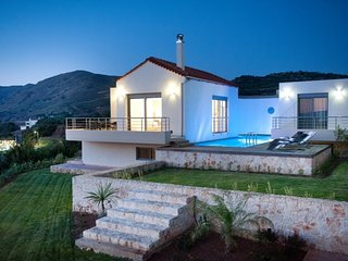 3 bedroom Villa in Nopigeia, Crete, Greece : ref 5312951