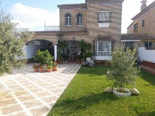 4 bedroom Villa in Chiclana de la frontera, Costa de la Luz, Spain : ref 2395924
