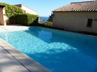 4 bedroom Villa in Les Issambres, Provence-Alpes-Cote d'Azur, France : ref 53334