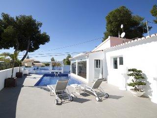 3 bedroom Villa in La Fustera, Valencia, Spain : ref 5333429