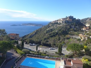 3 bedroom Apartment in Eze, Provence-Alpes-Cote d'Azur, France : ref 5311247