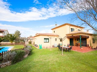 4 bedroom Villa in Perelada Peralada, Costa Brava, Spain : ref 2395774