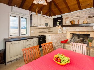 3 bedroom Villa in Brac Supetar, Central Dalmatia Islands, Croatia : ref 2395746