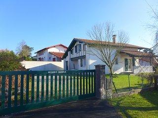 3 bedroom Villa in Saint-Pee-sur-Nivelle, Nouvelle-Aquitaine, France : ref 53112