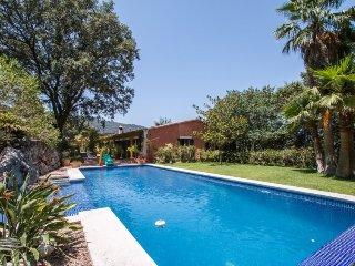 5 bedroom Villa in Esporles, Mallorca, Mallorca : ref 2395571