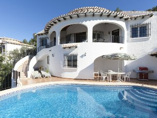 4 bedroom Villa in Pego, Costa Blanca, Spain : ref 2395475
