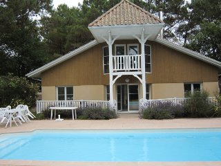 4 bedroom Villa in Lacanau, Gironde, France : ref 2395412
