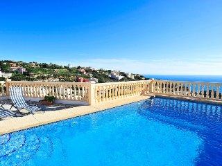 3 bedroom Villa in Moraira, Costa Blanca, Spain : ref 2395334