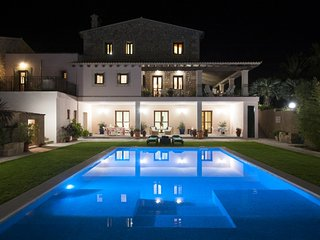 6 bedroom Villa in Manacor, Balearic Islands, Spain : ref 5311613