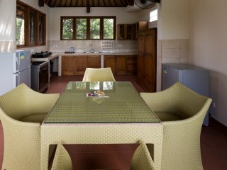 Murni's Villa Ligondi - Ground Floor - Double Bedroom