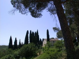 7 bedroom Villa in Siena, Tuscany, Italy : ref 2395105