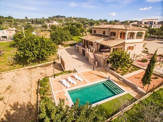 4 bedroom Villa in Moscari, Mallorca, Mallorca : ref 2394906