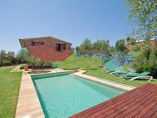 4 bedroom Villa in Llubi, Mallorca, Mallorca : ref 2394880