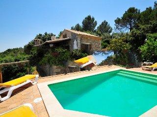 2 bedroom Villa in Selva, Mallorca, Mallorca : ref 2394877