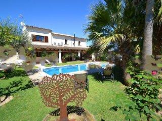 4 bedroom Villa in Villafranca de Bonany, Mallorca, Mallorca : ref 2394868, Vilafranca de Bonany