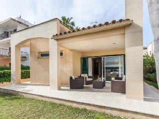 4 bedroom Villa in Alcúdia, Mallorca, Mallorca : ref 2394690