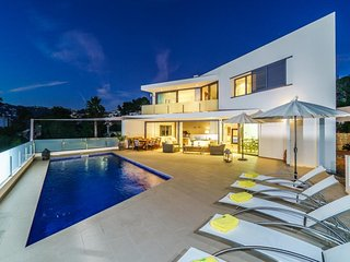 4 bedroom Villa in Moraira, Valencia, Spain : ref 5047156