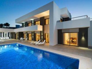 4 bedroom Villa in Moraira, Alicante, Costa Blanca, Spain : ref 2387475