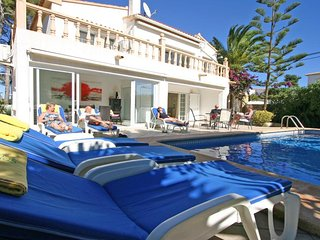 4 bedroom Villa in Moraira, Valencia, Spain : ref 5047148