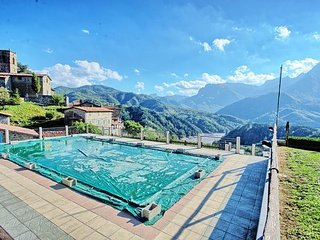 4 bedroom Apartment in Castagnola, Garfagnana, Tuscany, Italy : ref 2387365
