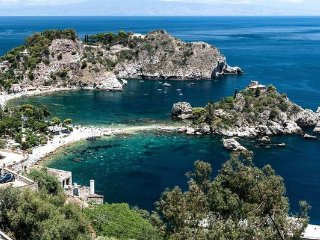 2 bedroom Apartment in Taormina, Taormina, Sicily, Italy : ref 2386903