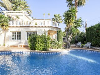3 bedroom Villa in Denia, Alicante, Costa Blanca, Spain : ref 2385566