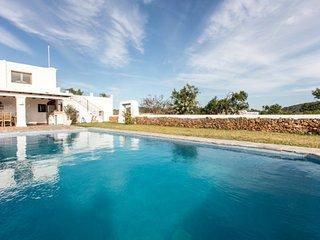 7 bedroom Villa in San Carlos, Santa Eulalia, Ibiza : ref 2385377