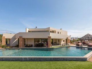 5 bedroom Villa in Sant Rafel, Balearic Islands, Spain : ref 5047436