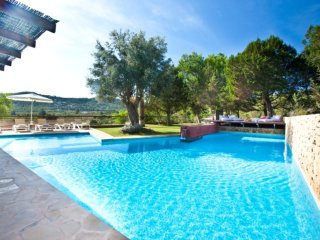6 bedroom Villa in Cala Bassa, San Josep, Ibiza : ref 2385364