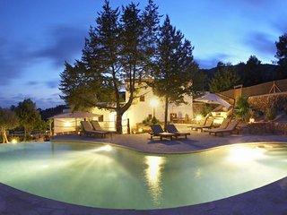 7 bedroom Villa in San Carlos/ Sant Carles de Peralta, Baleares, Ibiza : ref