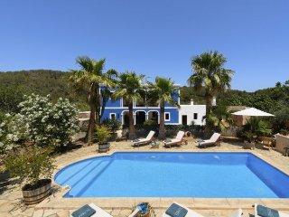 5 bedroom Villa in San Miguel/ Sant Miquel de Balansat, Baleares, Ibiza : ref