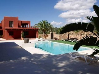 6 bedroom Villa in San Jose, Cala Vadella, Baleares, Ibiza : ref 2385336