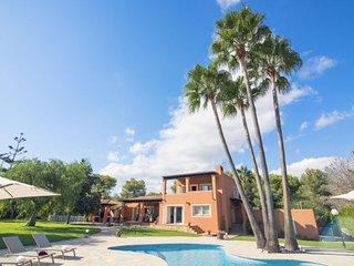 5 bedroom Villa in Es Torrent, Sant Josep De Sa Talaia, Baleares, Ibiza : ref
