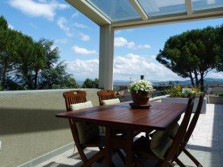 Casa con giardino vicino a Firenze