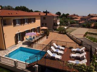 Villa Pineta apartment No. 1 (4+2), Fazana, Croatia