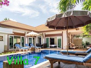 BUSABA POOL VILLA 7 - HUA HIN