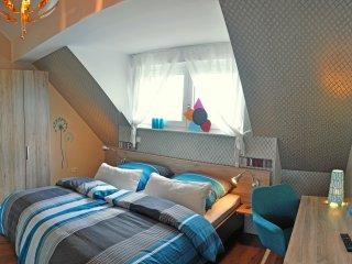 Frankfurt Bed and Breakfast Doppelzimmer fur Messe, Beruf & Urlaub