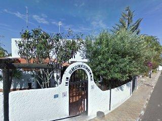 Ferienhaus Finca mit 2 Schlafzimmer und privatem Garten, sehr nah am Strand.